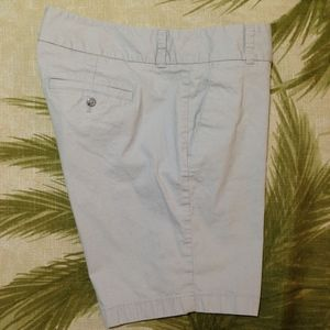 J. Crew Factory Frankie Stretch Shorts Size 10